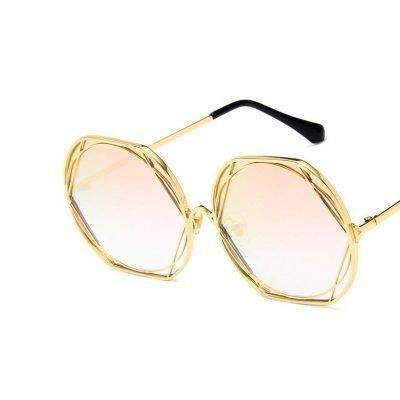 Geometric Fashion glasses – Sojoee.com