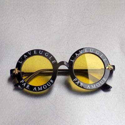 L'Aveugle Par Amour Sunglasses - Sojoee.com