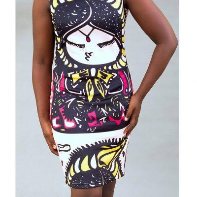 Sleeveless dresses for women