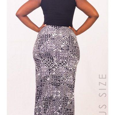Womens Plus Size Maxi dress