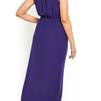 So Fabulous! Maxi Shirt Dress - Sojoee.com
