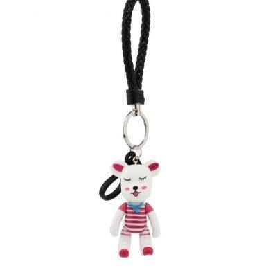 Creative Cute Bear Style Bag Charm - Sojoee.com