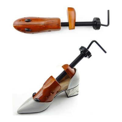 Pine wood shoe expander