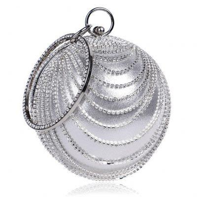 Wedding clutch purse