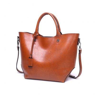 Women Brown handbag