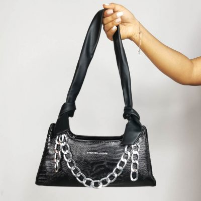 Black Mini Ladies Handbag