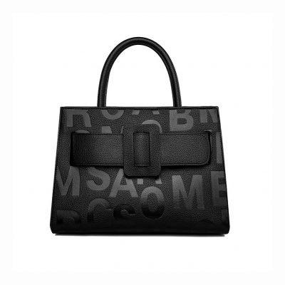 Black Big sized handbag for women