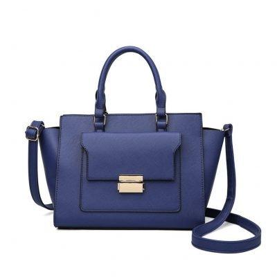 Blue handbags for women