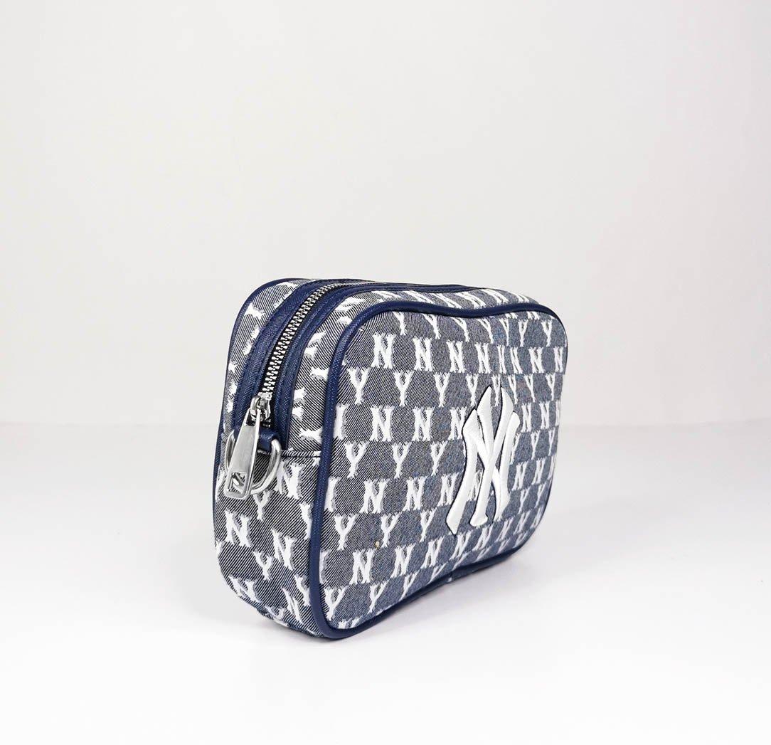 Blue NY Unisex Shoulder Bag