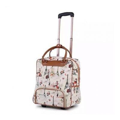 Beige Travel Bags for women