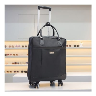 Black Cabin Approved Travel Luggage