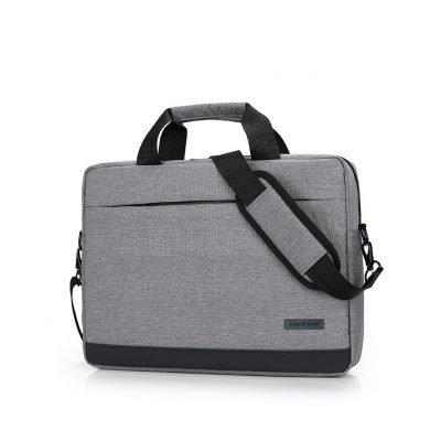 Unisex Grey Laptop Bag