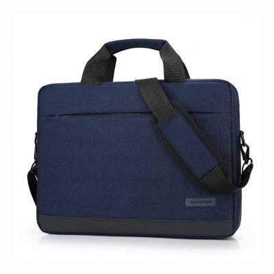 Navy Blue Unisex Laptop Bag