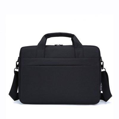 Business Professional Unisex Black Laptop Bags