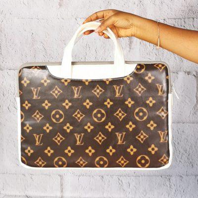 Print Design Female Laptop Bag