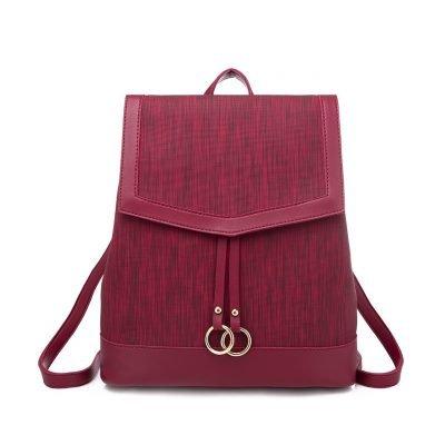 women's leather backpacks
