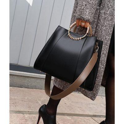 Real Leather handbags
