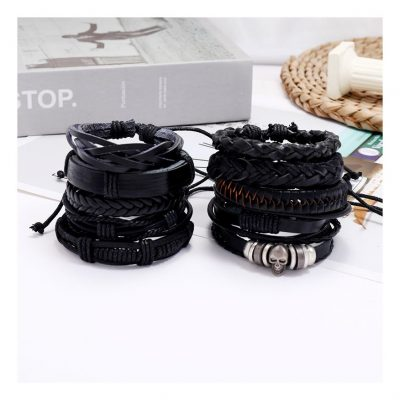 Where to buy leather braclets online in lagos