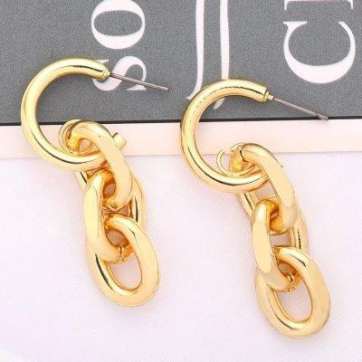 Gold women jewellery