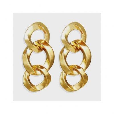 Chain Drop Earrings Online