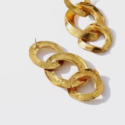 gold earrings price in nigeria