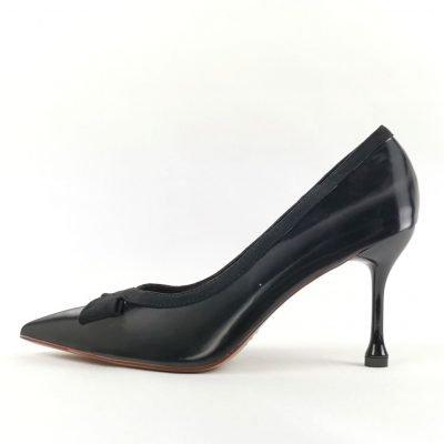 Women Work Black Heels