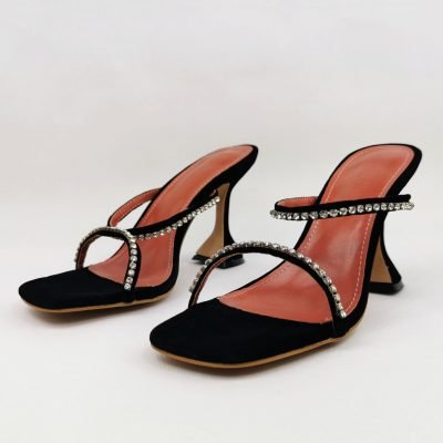 latest heels mules images