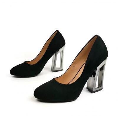 women Block Heel shoes