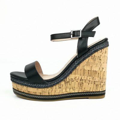 platform womens wedge sandals
