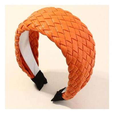 leather headbands for women