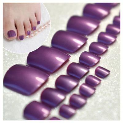 press on Toe nails