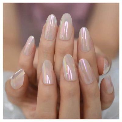 Stick-on nails
