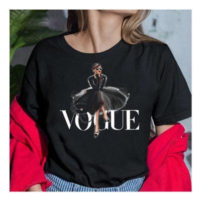 Black Womens Tshirt