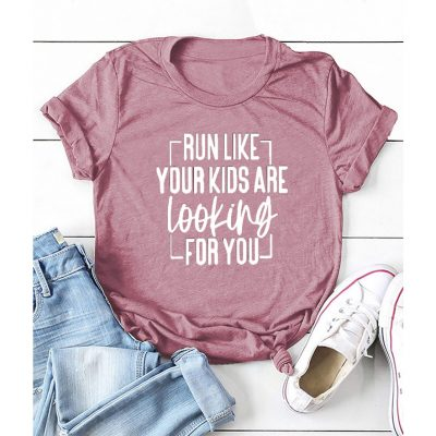 womens print t-shirts