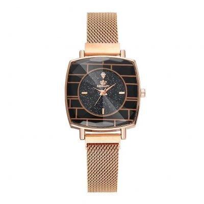 Womens Gold wrist watch