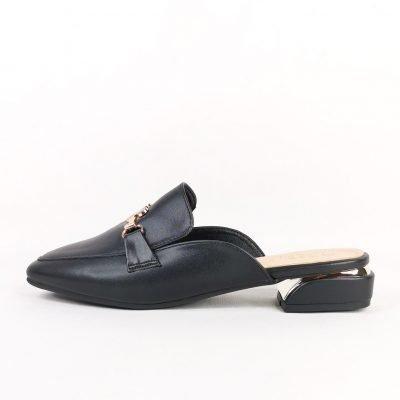 Women's Low heel Half-slippers mules