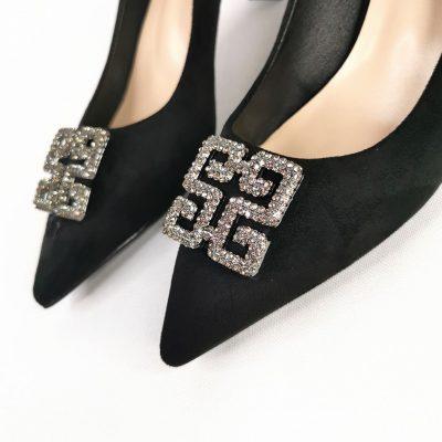 Womens block heel part shoes