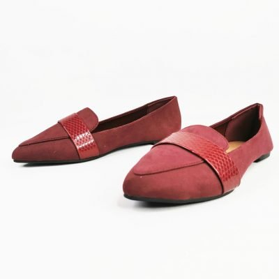 Affordable womens flat shoes